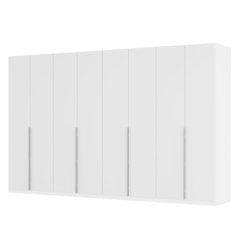 goedkoop Draaideurkast Skøp II wit matglas 360cm 8 deurs 222cm Classic Skop