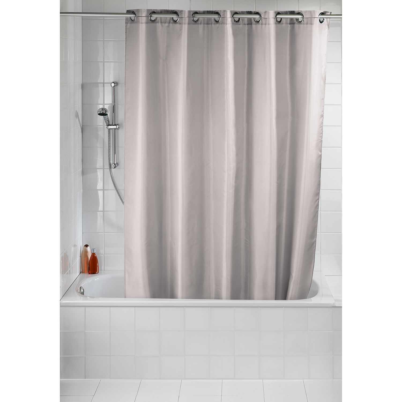 home24 Duschvorhang Comfort Flex | Bad > Duschen > Duschvorhänge | Grau | Wenko