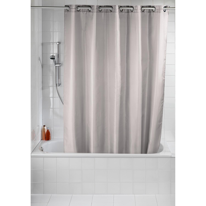 home24 Duschvorhang Comfort Flex | Bad > Duschen > Duschvorhänge | Grau