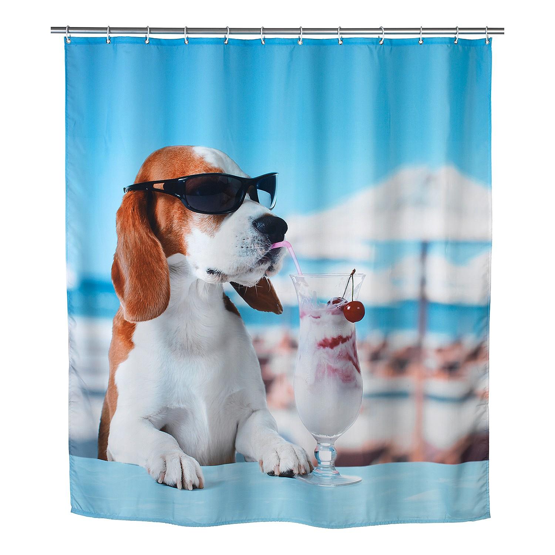 home24 Duschvorhang Cool Dog | Bad > Duschen | Siehe shop | Textil | WENKO
