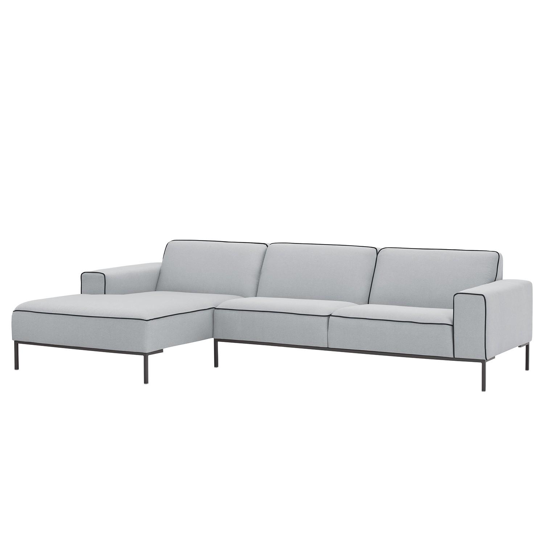 Canapé d'angle Ampio Duo II Tissu