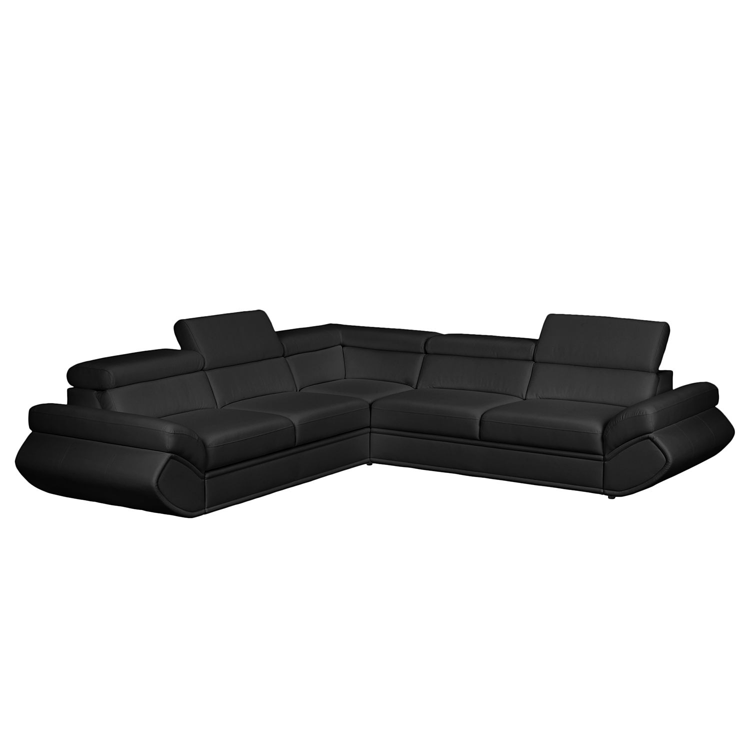 Ecksofa Black Rock I