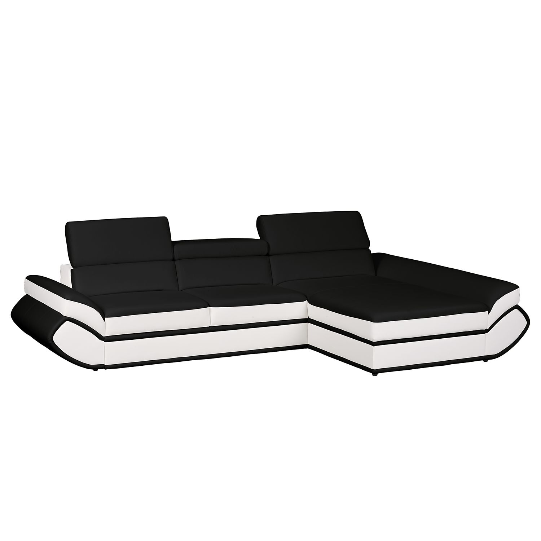 Canapé d'angle convertible Black Rock II