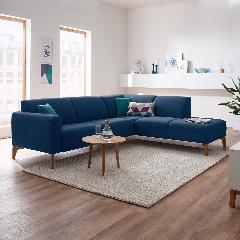 Canapé d'angle Bora II Tissu