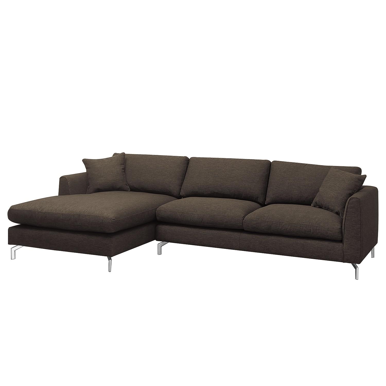 Canapé d'angle Crotto Tissu