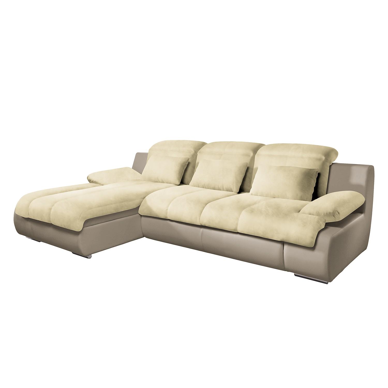 Canapé d'angle Delsbo (convertible)