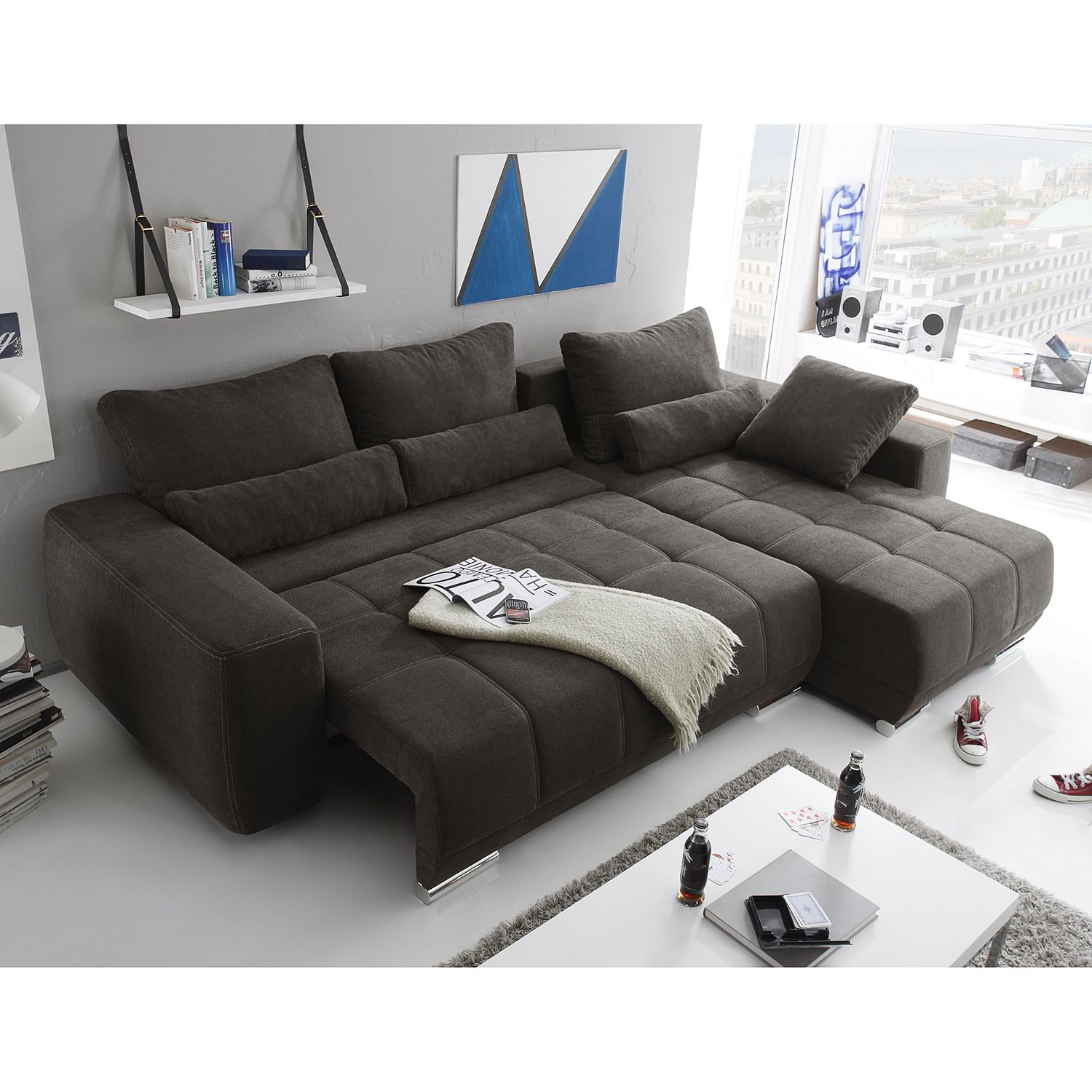 home24 Ecksofa Galilea