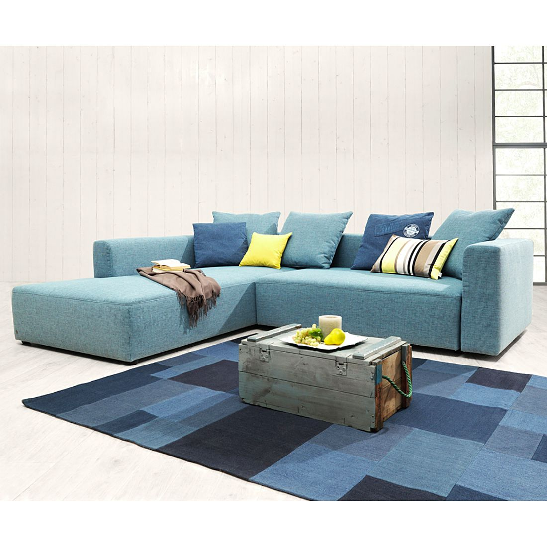 home24 Ecksofa Heaven Casual M