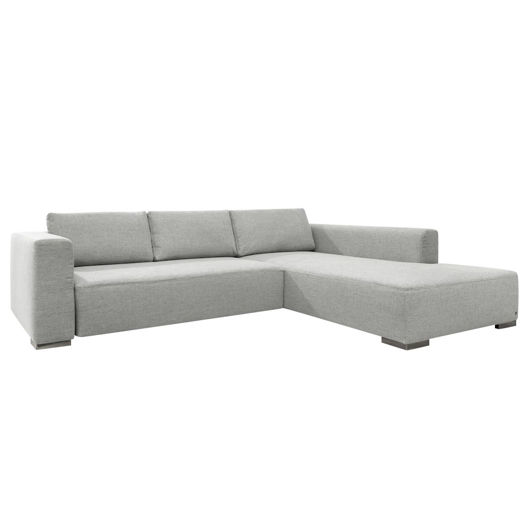 home24 Ecksofa Heaven Colors Style M Webstoff