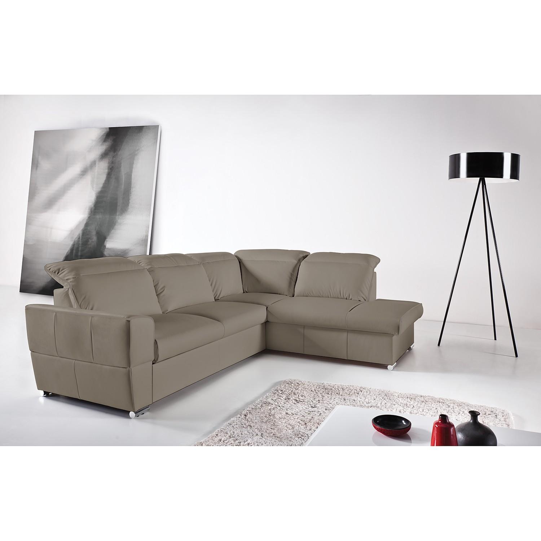home24 Ecksofa Jovita II Echtleder | Wohnzimmer > Sofas & Couches > Ecksofas & Eckcouches | loftscape