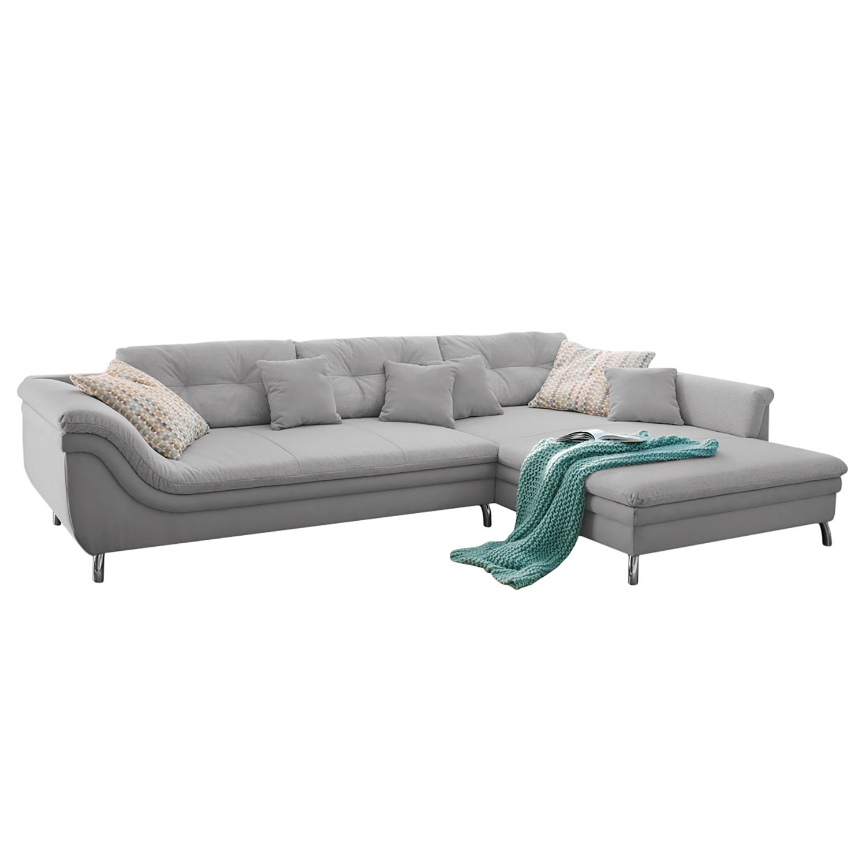 Canapé d'angle Kintom Tissage à plat