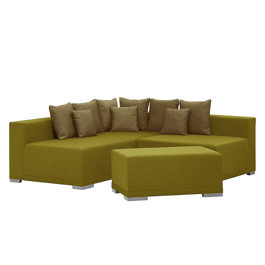 Canapé d'angle Neo (avec repose-pieds)