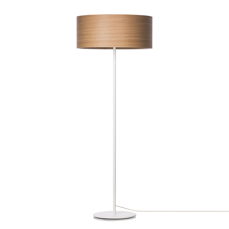 home24 Stehleuchte Veneli | Lampen > Stehlampen | Braun | Kunststoff | Elobra