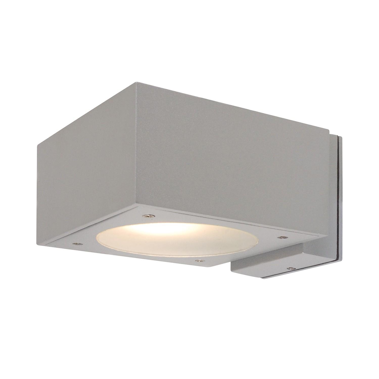 Lampada esterni LED a parete Oblong 2, Naeve