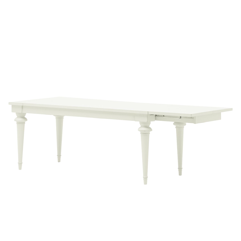 massiv esstisch white preisvergleich die besten angebote online kaufen. Black Bedroom Furniture Sets. Home Design Ideas