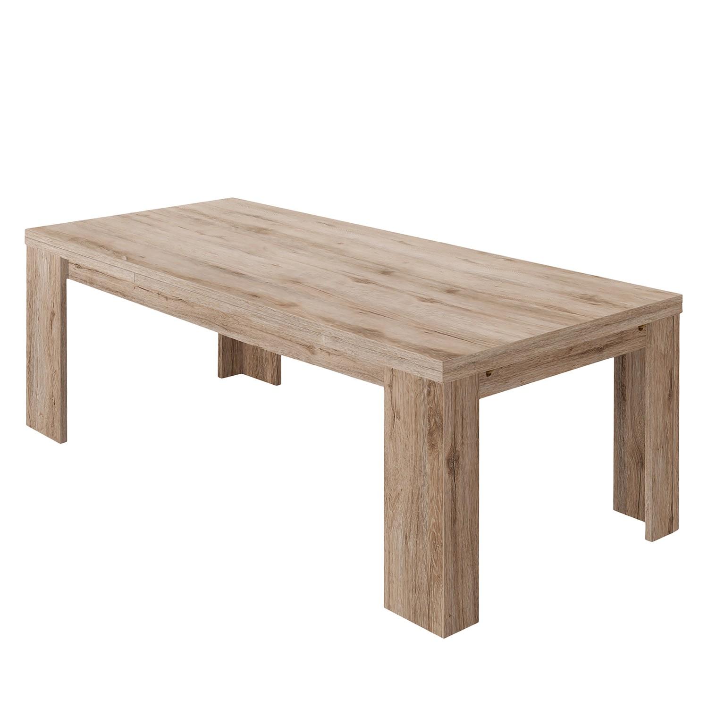 Table à manger Leaf III (avec rallonges)