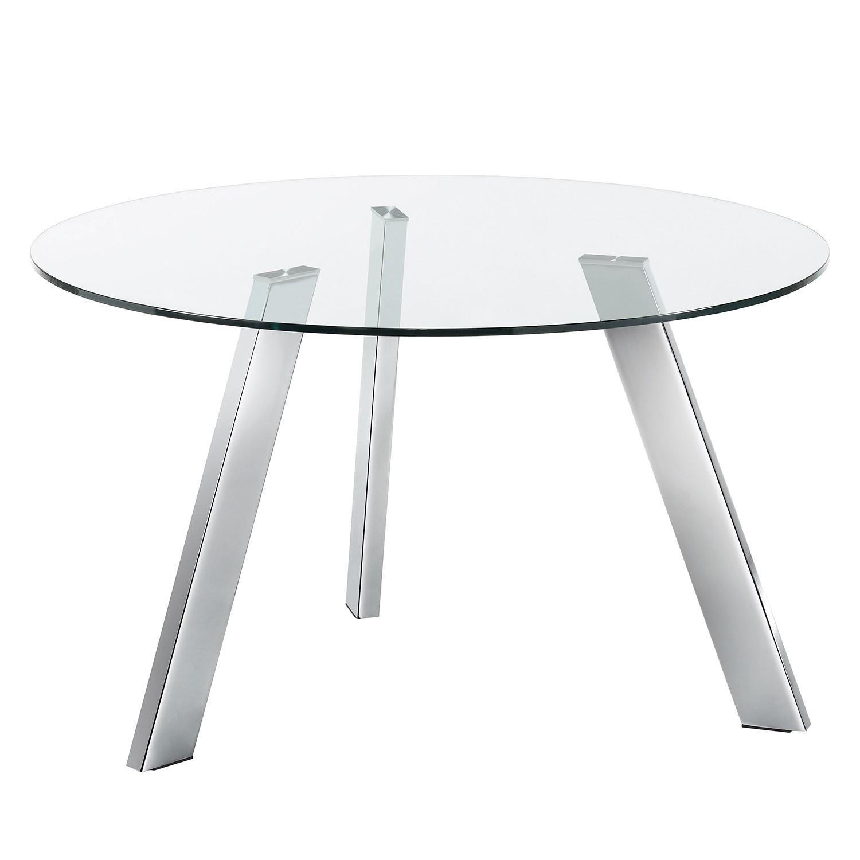 Zurbrüggen Küchentisch: Silber-glas Esstische Online Kaufen