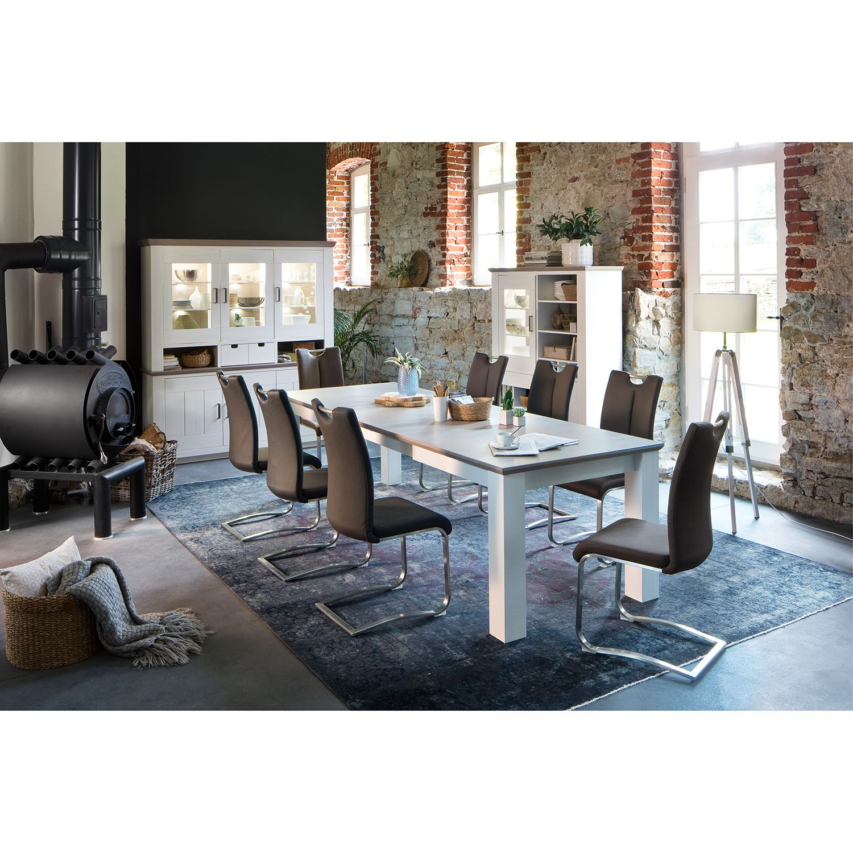 home24 Buffet Maquili II | Küche und Esszimmer > Küchenschränke > Buffets und Buffetschränke | Weiss | Maison Belfort