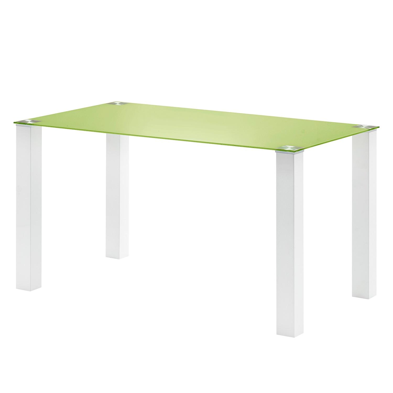 Tavolo da pranzo Monty II - HellVerde - 140 x 80 cm, roomscape