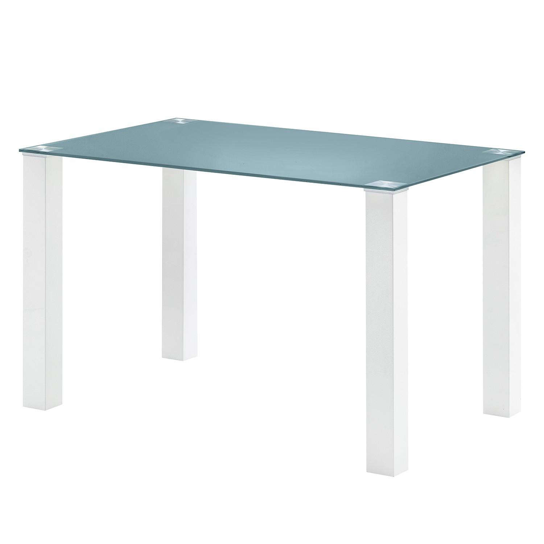 Tavolo da pranzo Monty II - Petrolio - 120 x 80 cm, roomscape