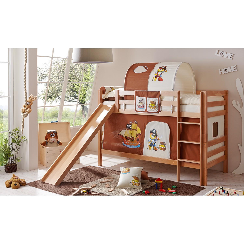 home24 Etagenbett Lupo Pirat II | Kinderzimmer > Kinderbetten > Etagenbetten | Ticaa
