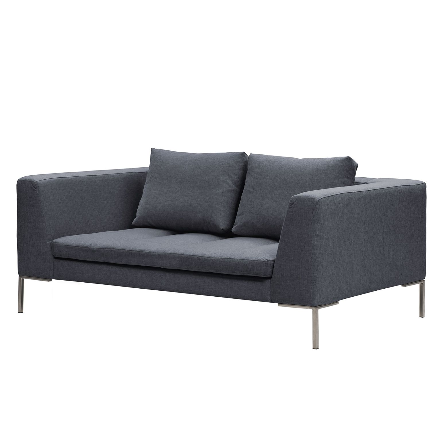 home24 Sofa Madison (2-Sitzer) Webstoff