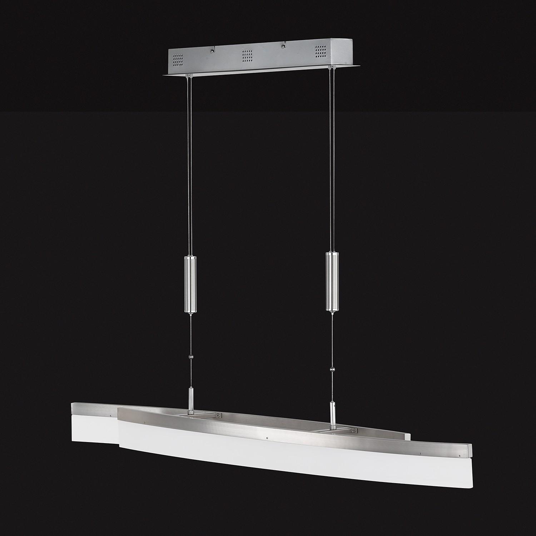home24 LED-Pendelleuchte Segel