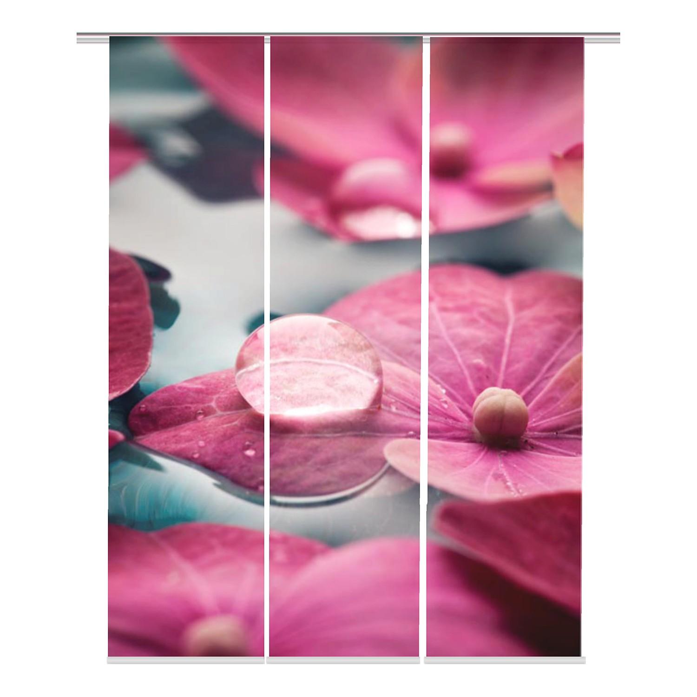 Schuifgordijnen Lily (3-delige set), twentyfour