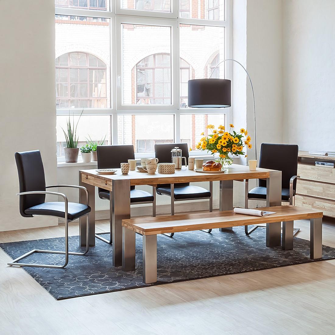 home24 Freischwinger Augusta I (2er-Set) | Küche und Esszimmer > Stühle und Hocker > Freischwinger | Fredriks