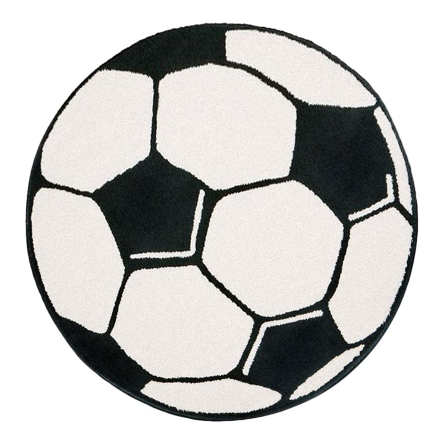 Fussballteppich - Durchmesser: 150 cm, Hanse Home Collection