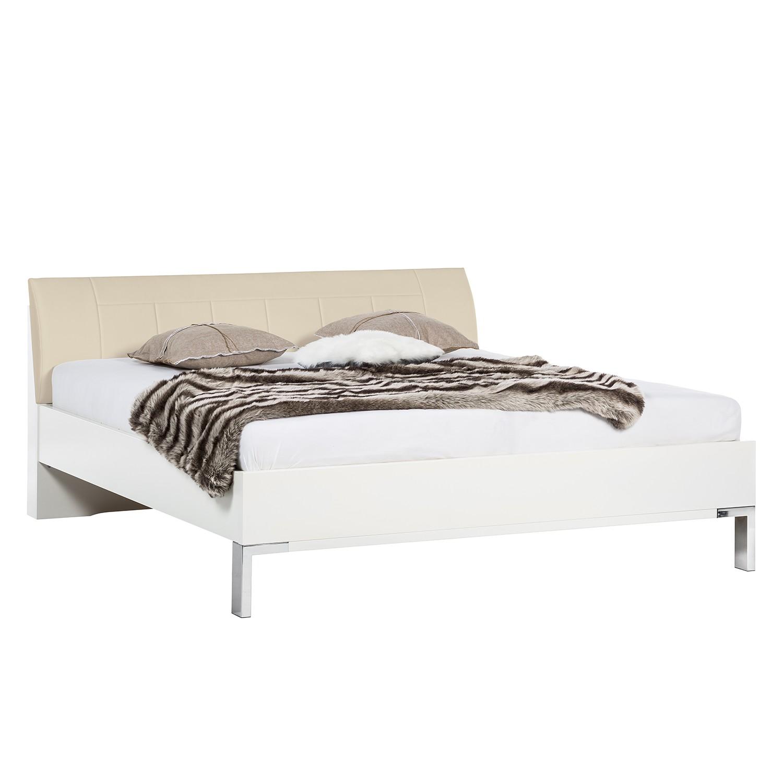 home24 Futonbett Chicago   Schlafzimmer > Betten > Futonbetten   Weiss   Wiemann