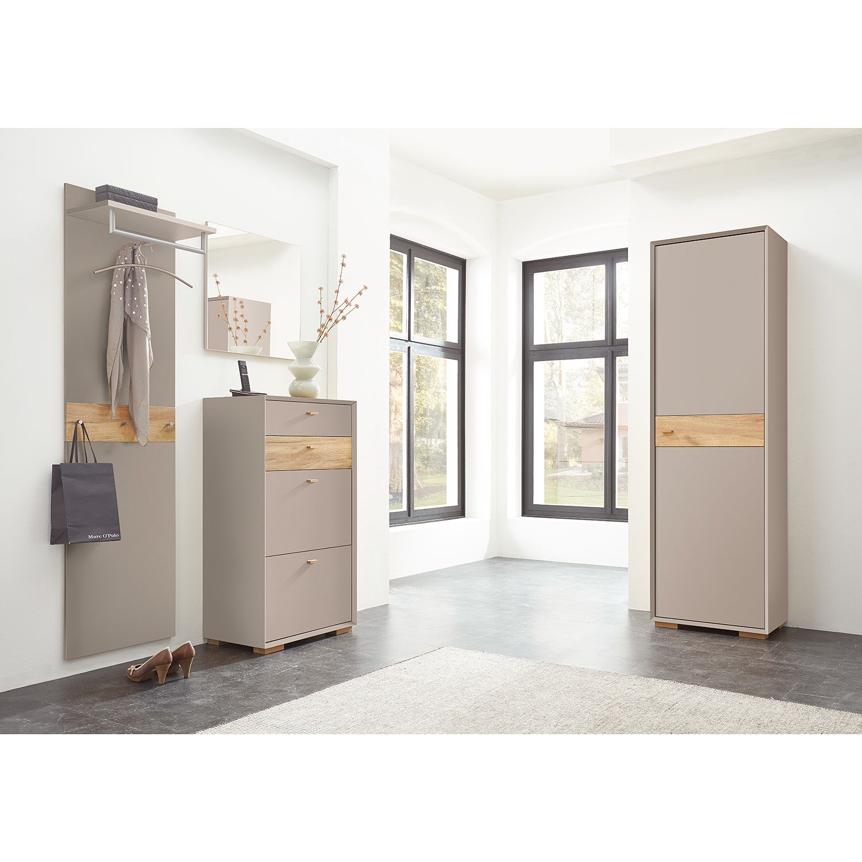 home24 Garderobenschrank Calvi I | Flur & Diele > Garderoben > Garderobenschränke