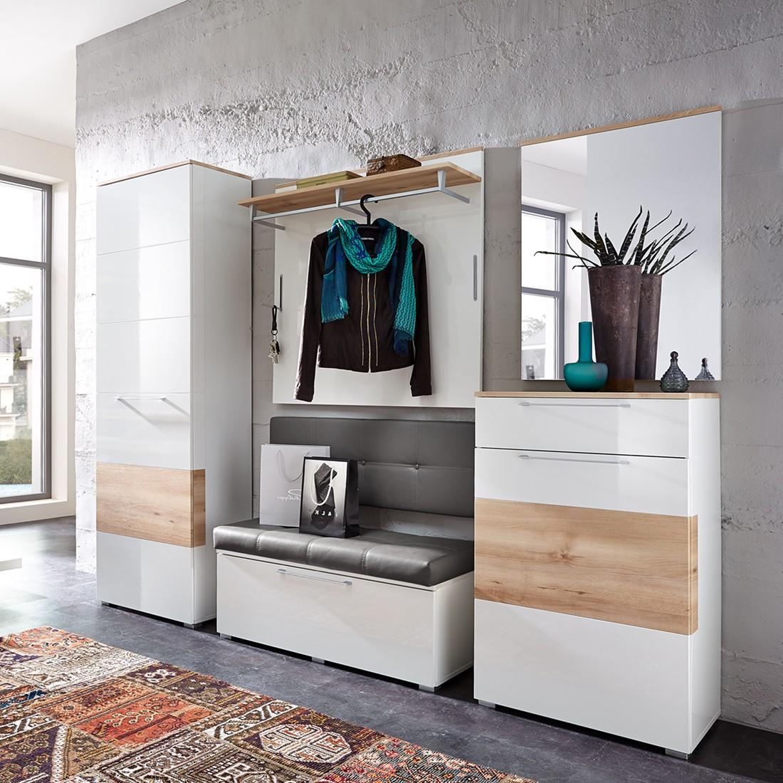 Weiss Holz Garderoben Sets Online Kaufen Mobel Suchmaschine