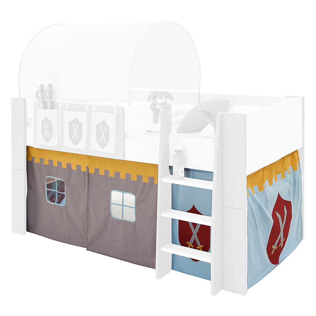 Set di accessori letto per bambini Steens for Kids - Cavalliere, Steens