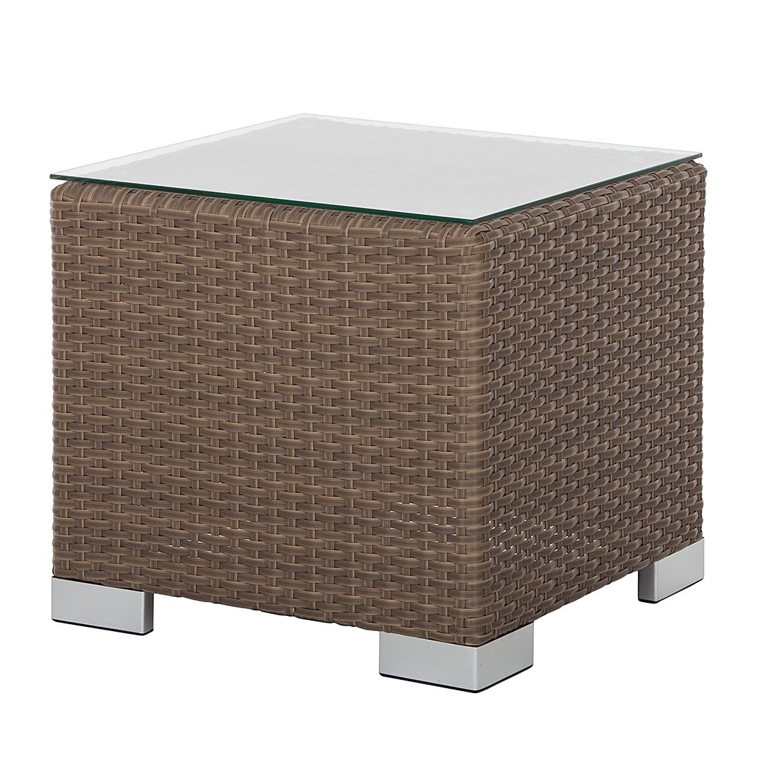 Table d'appoint Rattanesco Puca