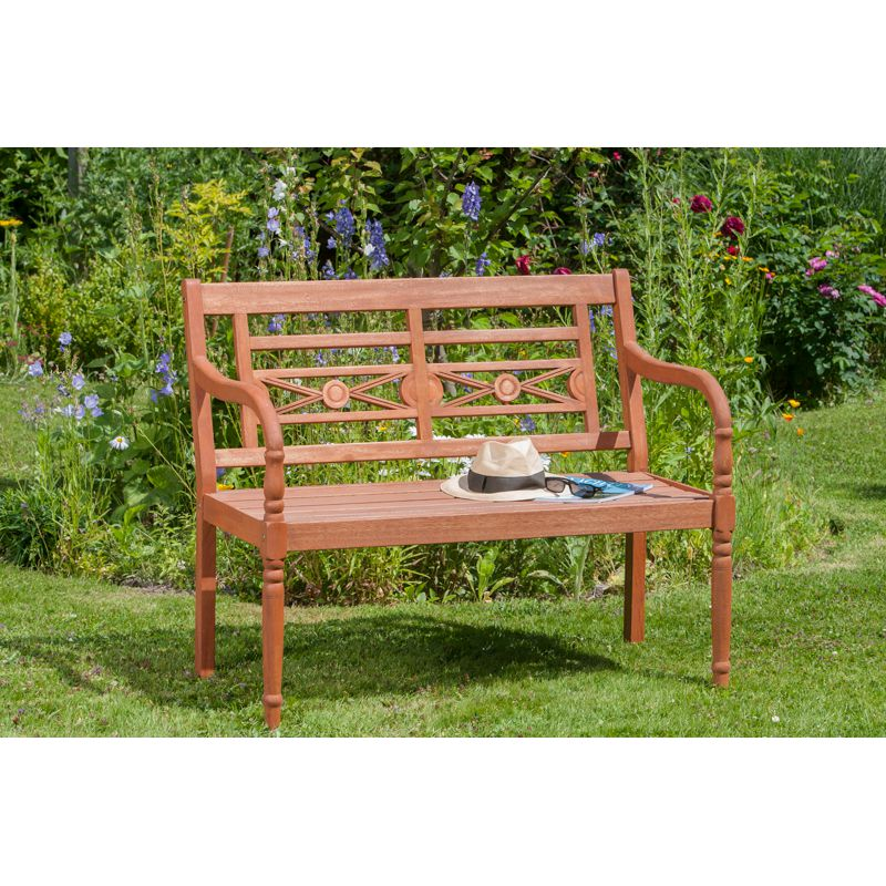 Panca da giardino Havanna (a 2 sedute), Merxx
