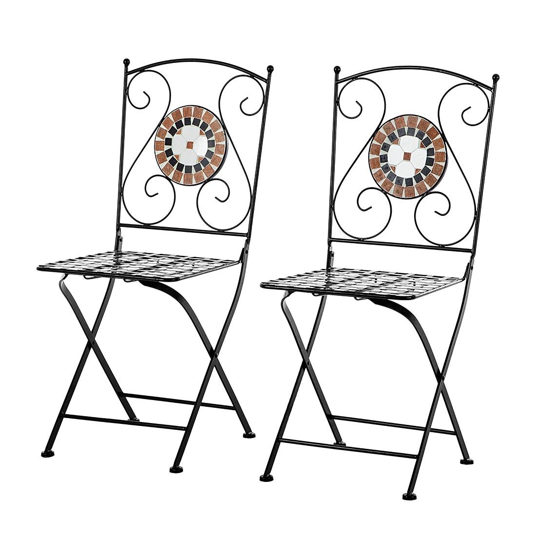 Chaise de jardin pliante Aurelia II