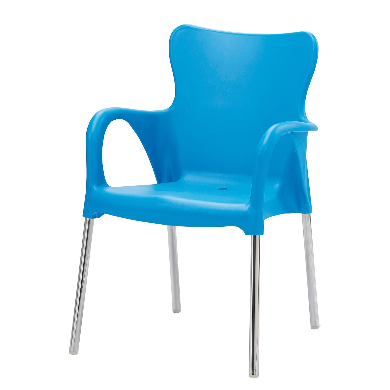 kunststoff gartenstuhl preisvergleich die besten angebote online kaufen. Black Bedroom Furniture Sets. Home Design Ideas