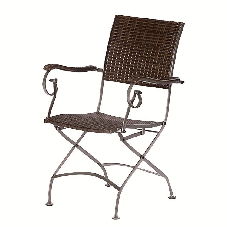 Klappstuhl Sanssouci - Stahl, Merxx bei Home24 - Gartenmöbel