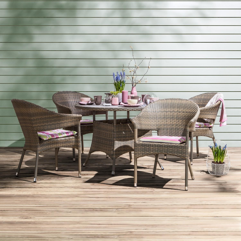 Tavolo da giardino Bena, Jardi