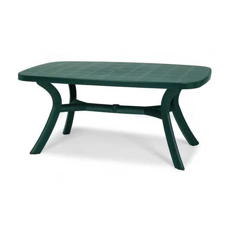 Gartentisch Kansas - Kunststoff - Grün, Best Freizeitmöbel bei Home24 - Sonderangebote