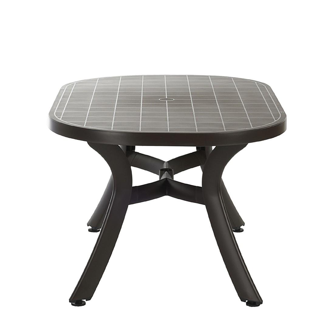 gartentisch plastik amazing affordable gartentisch blau. Black Bedroom Furniture Sets. Home Design Ideas