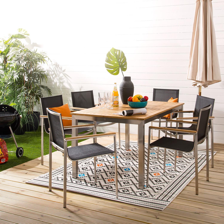 Table de jardin Teakline Exclusif III
