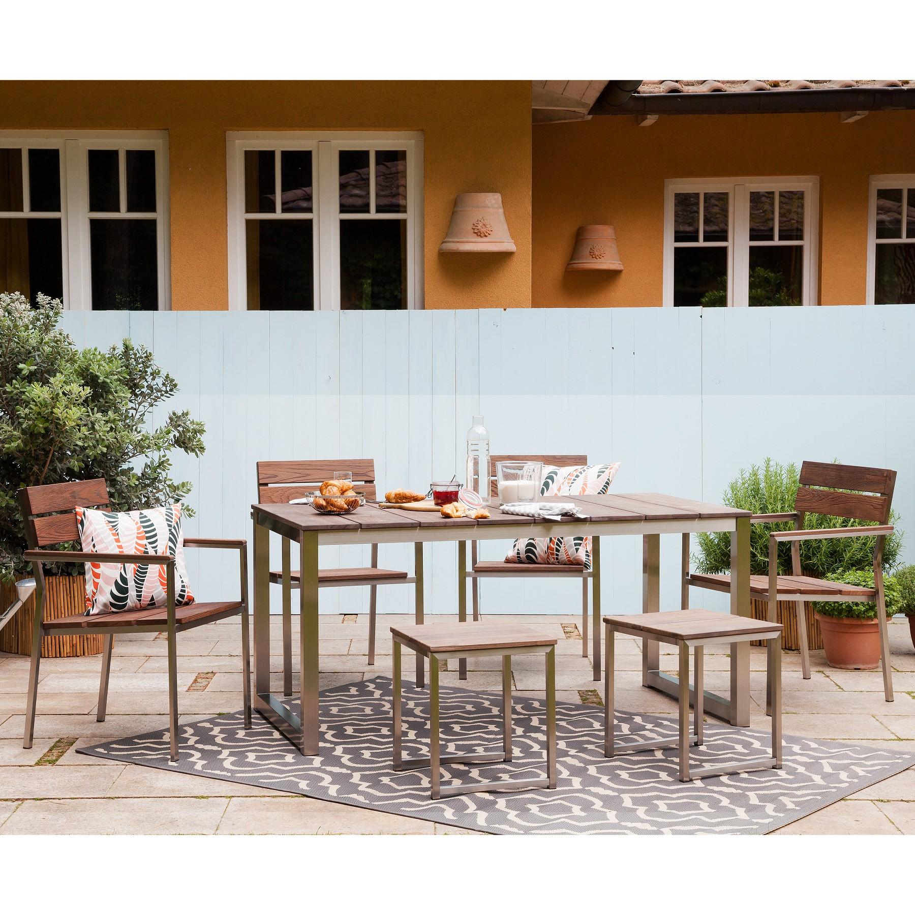Chaise de jardin Teakline Premium II