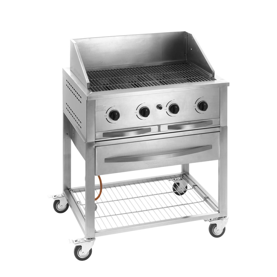 home24 Gasbraeter Fayetteville | Küche und Esszimmer > Küchenelektrogeräte > Küche Grill | Landmann