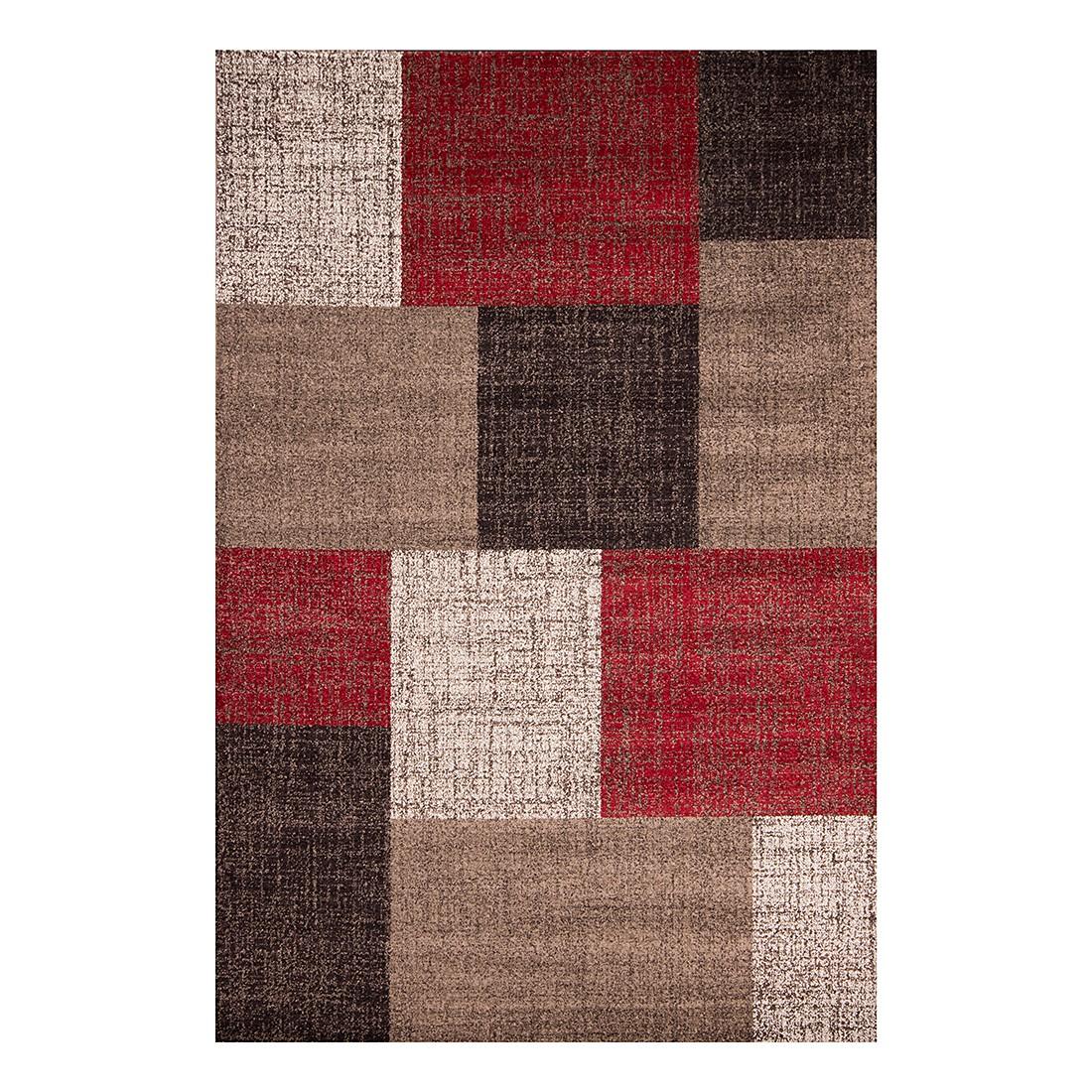 home24 Gubbio 105 | Heimtextilien > Teppiche > Teppichboden | Rot | Textil | Kayoom