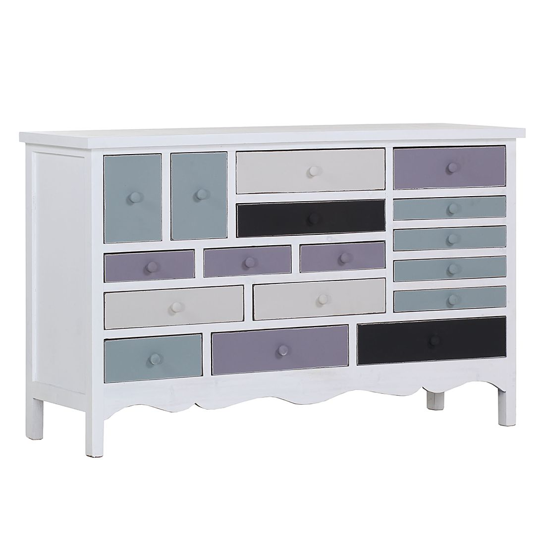 home24 Sideboard Pastello