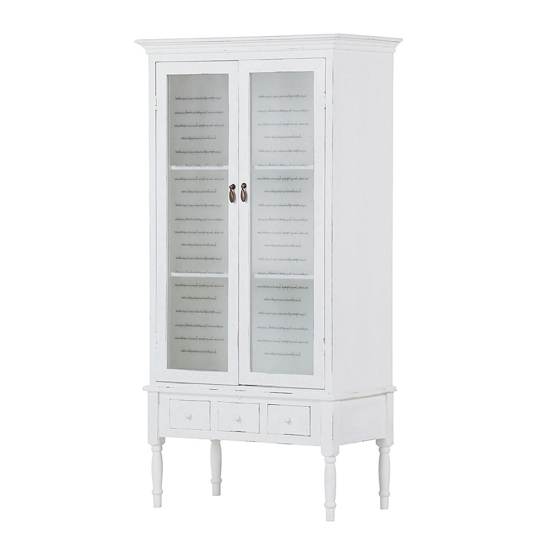 Armoire vitrine Aurel