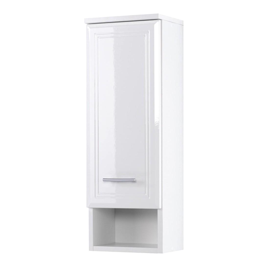 Hangkast Poseidon wit 1-deur wit, Giessbach