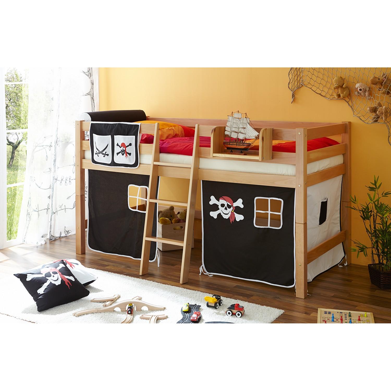 home24 Halbhochbett Tipsi | Kinderzimmer > Kinderbetten | Ticaa